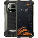 Telefon mobil Doogee S88 Pro Verde, 4G, IPS 6.3 , 6GB RAM, 128GB ROM, Android 10, Helio P70 OctaCore, Waterproof, 10000mAh, Dual SIM
