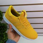 Pantofi sport Hutali galbeni -rl