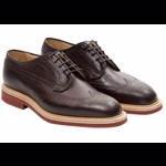 Church's Derby Leather Shoes Culoarea Brown
