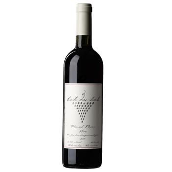 Vin rosu sec Bob cu bob, pinot noire, 0.75L