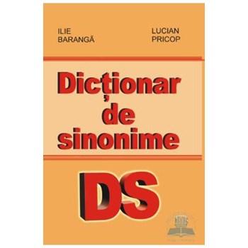 Dictionar de sinonime - Ilie Baranga, Lucian Pricop