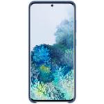 Husa Samsung Galaxy S20 Samsung Silicone Cover Navy
