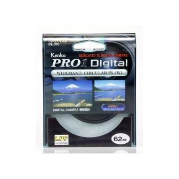 Filtru Kenko Polarizare Circulara PRO1 D 62mm 2303585
