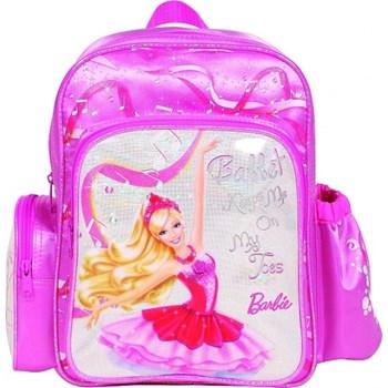 Ghiozdan gradinita Barbie in the pink shoes