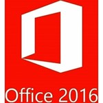 Microsoft Office Home and Student 2016, 32/64bit, Limba Engleza, FPP/Medialess