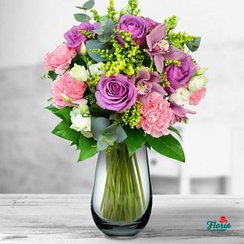 Buchet de flori - Eternul feminin