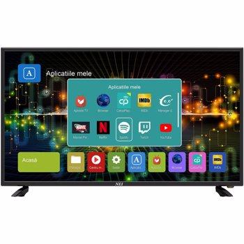Televizor Nei LED Smart TV 40NE6505 101cm Ultra HD 4K Black