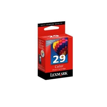 Lexmark Cartus #29 Tri-Color Blister Return