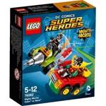 Super Heroes - Mighty Micros: Robin vs. Bane 76062