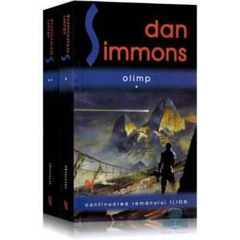 Olimp I+II - Dan Simmons 973-8134-76-5