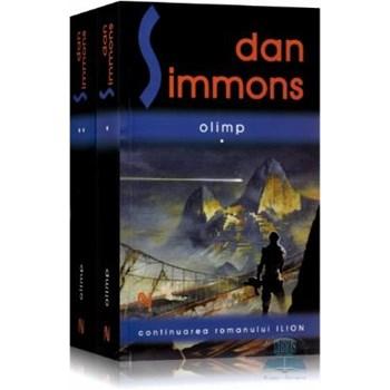 Olimp I+II - Dan Simmons