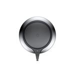 Incarcator Wireless Qi, Baseus Metal, Negru