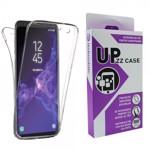 Husa 360 Grade Full Cover Upzz Case Silicon Compatibila Cu Samsung Galaxy A71 Transparenta