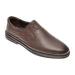 Pantofi OTTER maro, 66401, din piele naturala