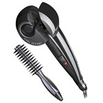 Set ondulator + perie BABYLISS Curl Secret C900E+791968, black