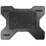 """Cooler laptop Cooler Master NotePal X-LITE II, 15.6"""", ventilator 140 mm, USB, Black"""