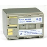 Acumulator Power3000 tip BP-535 pentru Canon 4500mAh 100521