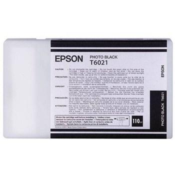 Epson Cartus T6021 Photo Black