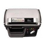 Gratar electric cu timer Tefal Super grill GC451B12 2000 W 4 Nivele Inox-Negru GC451B12