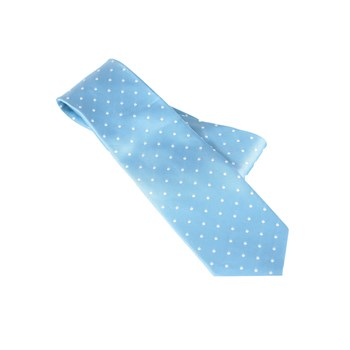 Cravata ZARA Pondo Light Blue