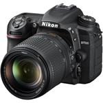 Aparat Foto DSLR Nikon D7500, 20.9 MP + Obiectiv 18–140mm VR