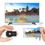 Media Player Anycast M3PLUS, HDMI, Wi-Fi, Full hd, Miracast, Dlna, Airplay, Dual core 1.2 ghz (Negru)