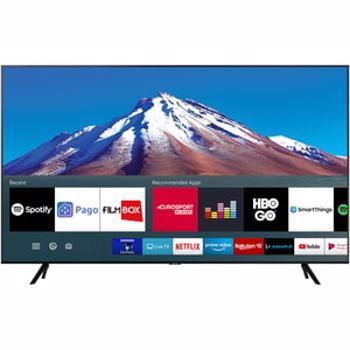 Televizor LED Samsung 43TU7092, 108 cm, 4K UHD, PQI 2000, Dolby Digital Plus, Procesor Crystal 4K, Smart TV, Wi-Fi, CI+, Clasa energetica A, Negru