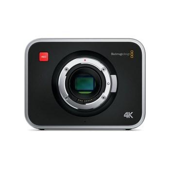 Blackmagic Production Camera 4K - camera video profesionala 4K, montura Canon EF
