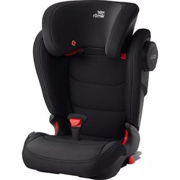 Scaun auto Britax KIDFIX III M recomandat copiilor intre 4 ani - 12 ani  Cosmos Black