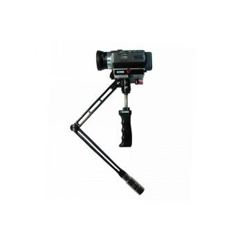 Wondlan Pegasus Steadycam - stabilizator video + cutie din aluminiu