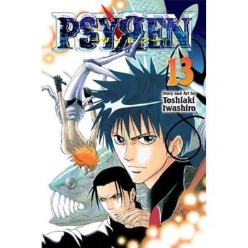 Psyren Volume 13 (Psyren, nr. 13)