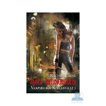 Vampirii din Morganville 3: Aleea intunericului - Rachel Caine 368852