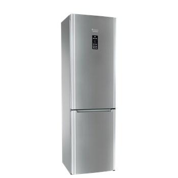 Combina frigorifica Hotpoint EBF 20223 X F 331L A+ Full NoFrost Argintiu