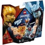 LEGO® Ninjago / LEGO® NINJAGO® - Slam Spinjitzu - Kai contra Samurai (70684)