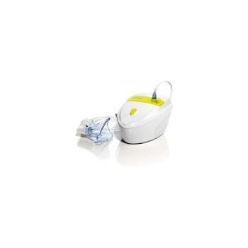 Aparat aerosoli cu piston LAICA Baby Line NE2010, 12ml, alb - verde