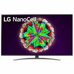 Televizor Smart LED, LG 55NANO813NA, 138 cm, Ultra HD 4K