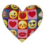 Emoji - Jucarie plus cu imprimeu, 33 cm