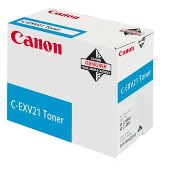 Toner Canon C-EXV21 Cyan IRC2880 3880 14000 pag cf0453b002aa