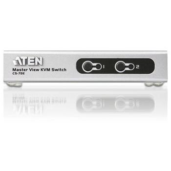 Switch KVM ATEN 2 porturi PS2 CS72E cs72ecz-at