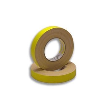 LeMark - Banda adeziva galben mat 25mm