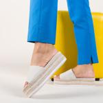 Papuci Joel Gri
