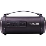 Boxa portabila E-Boda The Vibe 300, Bluetooth, Radio FM, Negru