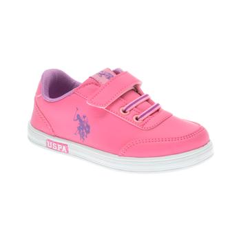 Pantofi sport US POLO ASSN roz, 380403, din piele ecologica