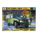 1:35 Russian Armored Vehicle GAZ