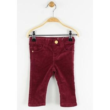 Pantaloni ZARA Basic Dark Red