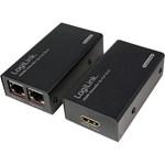 Cablu HDMI Extensie Video peste CAT5 de pana la 30m, LogiLink
