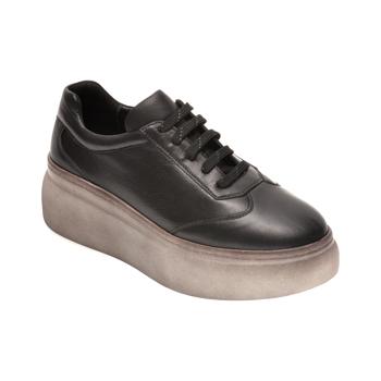 Pantofi FLAVIA PASSINI negri, 9910, din piele naturala