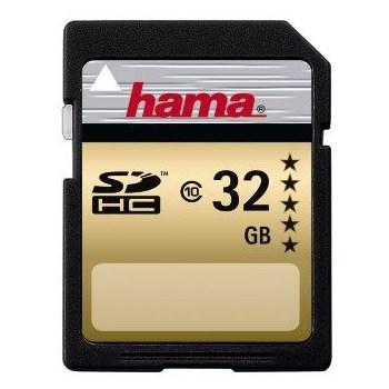 Card memorie Hama 104368 SDHC 32GB, class 10
