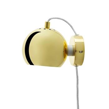 Aplica Ball Brass