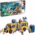 LEGO Hidden,Autobuz paranormal Intercept 3000